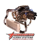 Turbo Kit, Mustang GT, 05-09 (Tuner System)