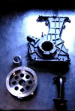 Front Cover/Oil Pump KIT (VVL)