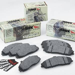 Ceramic Performance Pads, 2003-01, Rear