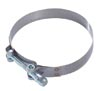 T-Bolt Band Clamp, 1-1/2""